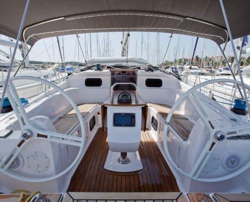 Yachtcharter Kroatien Segelyacht 26