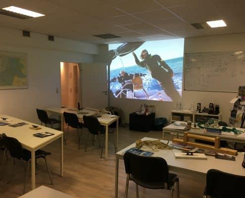 Seminarraum Bootsführerschein