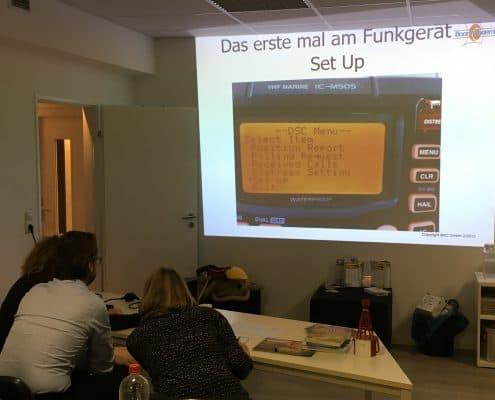 Funk SRC UBI Ausbildung