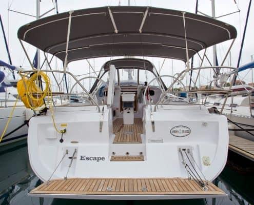 Yachtcharter Kroatien Segelyacht 28