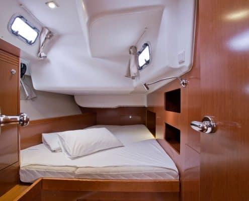 Yachtcharter Kroatien Segelyacht 3