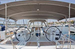 Yachtcharter Kroatien Segelyacht 8