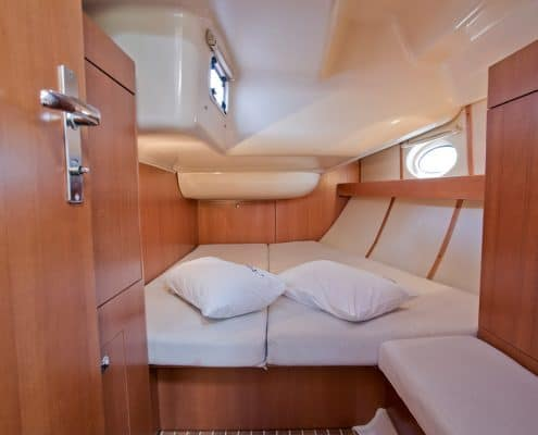 Yachtcharter Kroatien Segelyacht 39