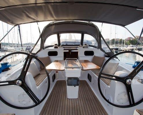 Yachtcharter Kroatien Segelyacht 11