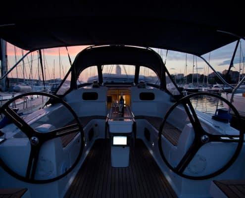 Yachtcharter Kroatien Segelyacht 15