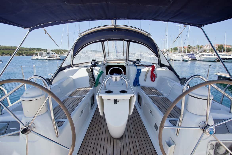 Yachtcharter Kroatien Segelyacht 32