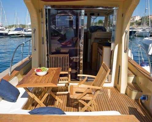 Yachtcharter Kroatien Segelyacht 16