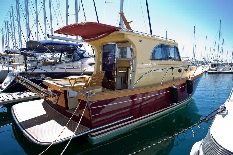 Yachtcharter Kroatien Segelyacht 17