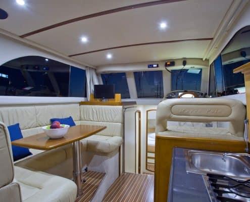 Yachtcharter Kroatien Segelyacht 18