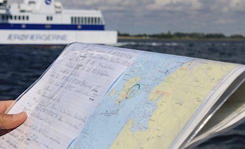 Navigation in Dänemark