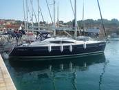 Elan Impression 434 im Hafen
