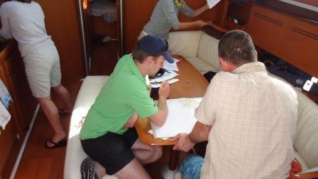 SKS Ausbildung an Bord 5